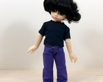 LTF/YOSD éclat violet pantalons soldes 1/2 Off