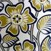 Mod POP ART FLORAL Twiggytude Vintage Original 1960s 1970s Wallpaper
