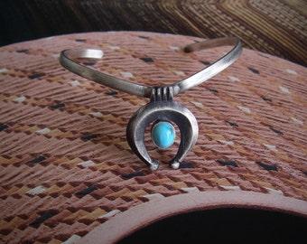 Naja bracelet with turquoise