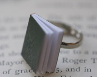 The Original My Little Diary Ring CHOOSE YOUR COLOR