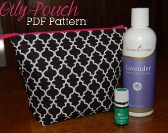 Oily Pouch PDF pattern