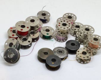 Metal Sewing Machine Bobbins
