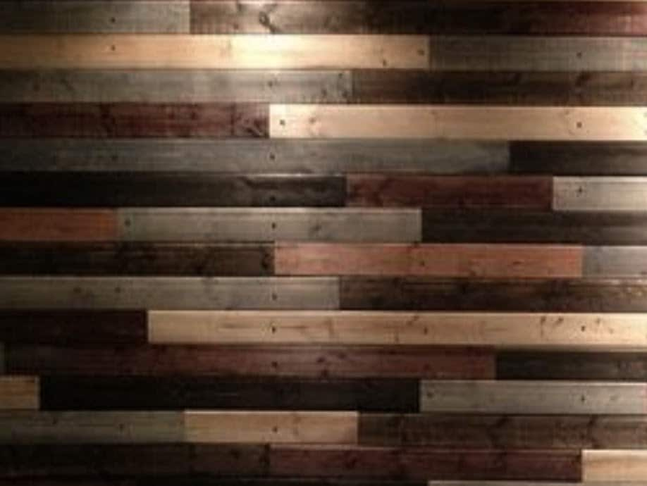 20 Sq Ft 120 Yr Old Authentic Barn Wood Flooring