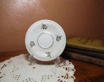 Miniature Vintage Plate - PW Bavaria - Handpainted - Made in Germany