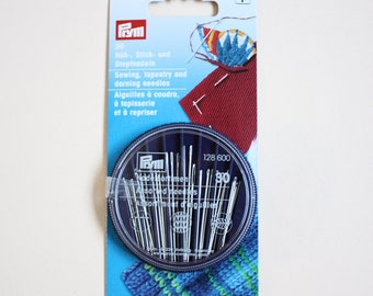 30 hand sewing needles