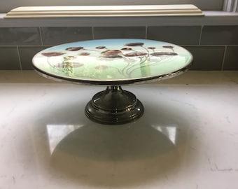 Antique Art Nouveau Jugendstil  Cake Stand - WMF