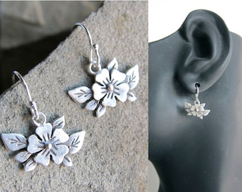 Bouquet Hook Earring