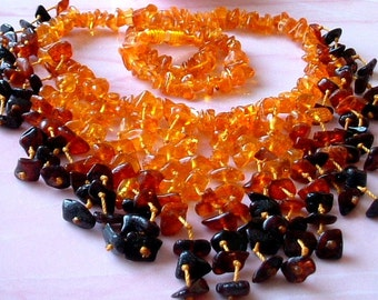 Baltic Amber Women Necklace Genuine Baltic Amber