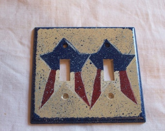 Americana double light cover FREE SHIPPING