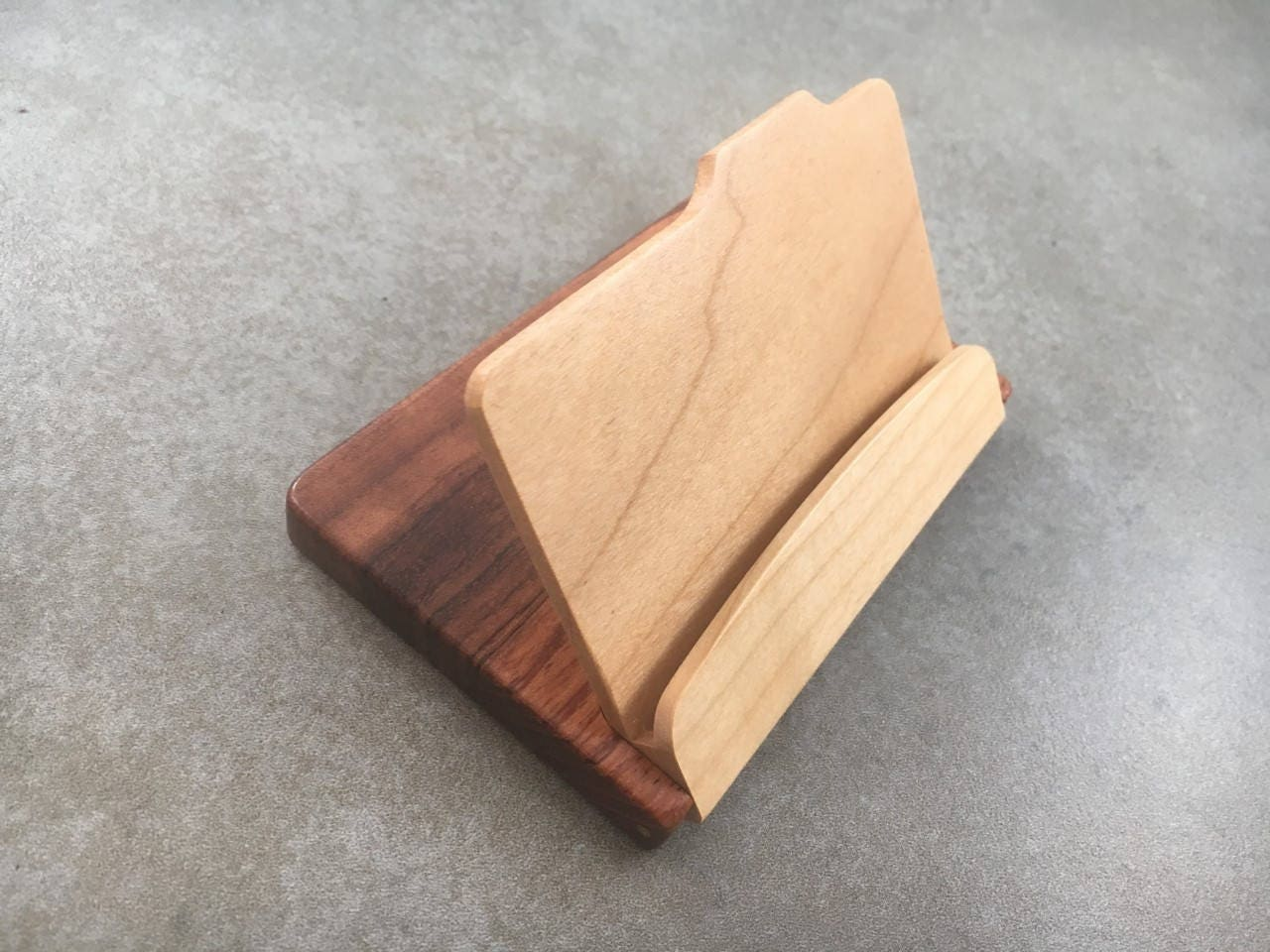 Business card holder for desk realtor gift corporate business card wood business card holder gallery photo gallery photo gallery photo gallery photo gallery photo colourmoves
