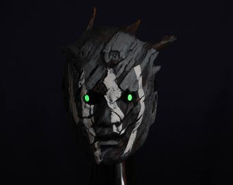 Dead by daylight Wraith mask Glowing Eyes cosplay Christmas Birthday gift