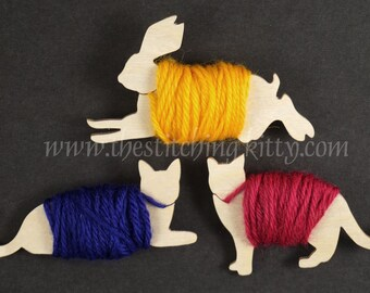 TSKF02 Animal-Shaped Thread Bobbins