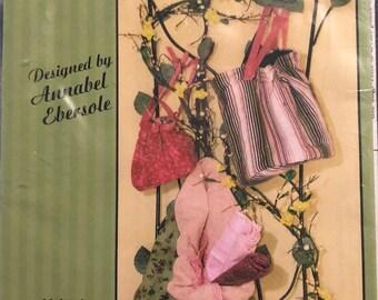 Annabel's Antique Bags Pat Sloan & Co. Quilt Pattern