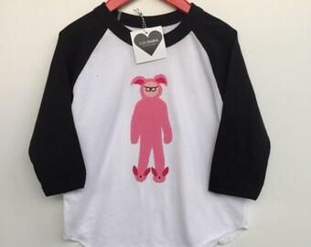 PInk Nightmare Christmas Story Shirt