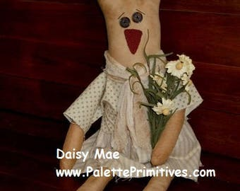 Daisy Mae Bunny E-Pattern/Instant Download