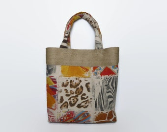 Large tote bag, shoulder bag, school bag, laptop bag, spacious bag, weekender, African , earthy tones, diaper bag, tapestry tote bag