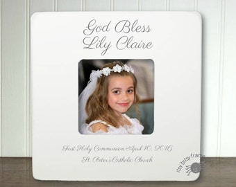 First Communion Gift First Communion Gift for Girls First Communion Gift for Boys From Godparents God Bless First Holy Communion IBFSFRST