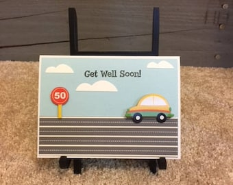 Get well cards for boys