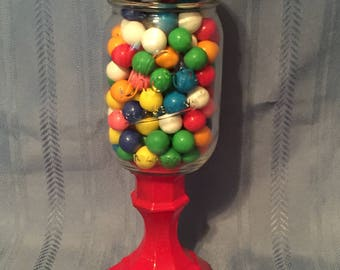 Gum Ball Jars
