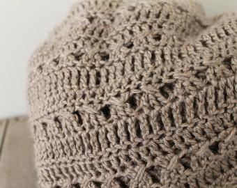 Handmade Beautiful Elysian Afghan Throw Blanket