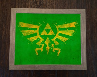 Video Game print - The Wingcrest