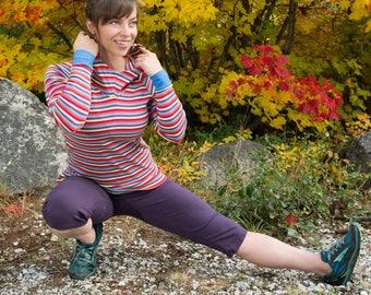 Hemp Inspire Knickers - organic yoga leggings