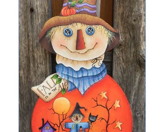 Fall is in the Air by Deb Antonick, email pattern packet