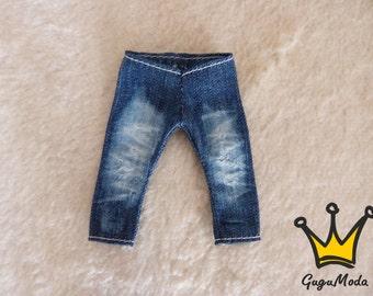 Pukifee blue jeans