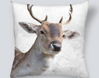 Pillow cover - Deer head