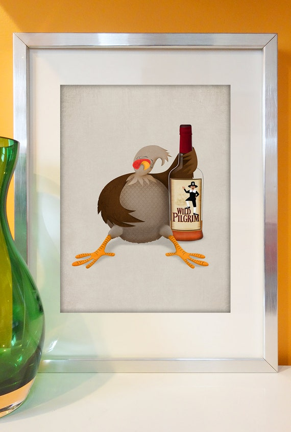 November: Turkey and Whiskey