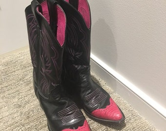 Justin Style Cowboy Boots
