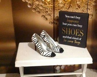 It's OK shoes open toe pumps