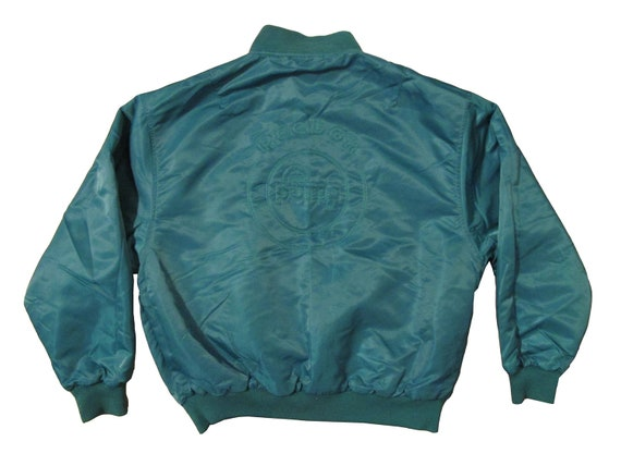 Reebok Pump Pearlescent & Turquoise Reversible Jacket