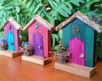 Village of Three Mini Pixie Portals