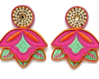Ampola Earrings