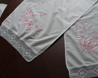Wasillia Pink Flower Cloth