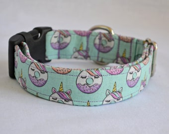 The SuzyQ Dog Collar (Martingale or Buckle)