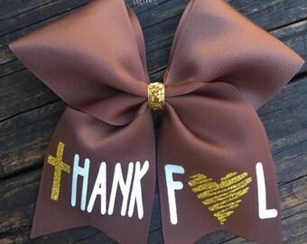 Thankful bow