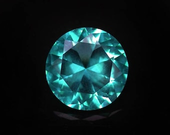 2.3 ctw. paraiba tourmaline loose gemstone.
