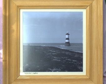 Penmon Point Lighthouse Anglesey North Wales