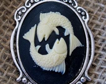 Pisces Fish Necklace