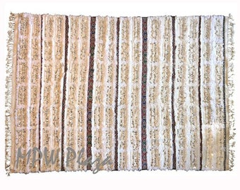 NEW COLLECTION- Handira Rug, Wall Tapestry, Tree Skirt...Traditional