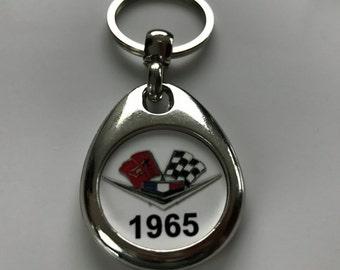 1965 Impala keychain
