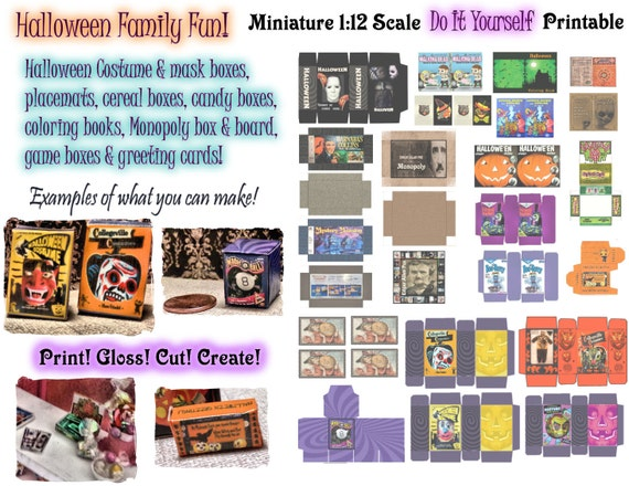 112 scale dollhouse miniature digital download diy printable 112 scale dollhouse miniature digital download diy printable assorted halloween cards boxes games family fun set a solutioingenieria Image collections