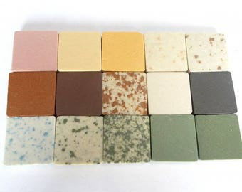 Mosaic Sample pack 15 tiles. Try before you buy. Get just one tile of each of this range. Great tiles very easy to use and cut