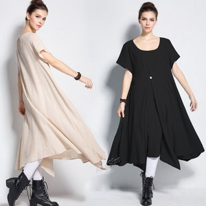 Plus Size Dress Tops