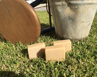 Goat's Milk Natural Handcrafted Soap