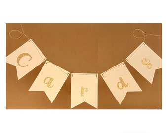 Card Box, Card Box Sign, Card Box Banner, Card Box Decor, Wedding Decor, Gift Box, Card Banner, Customize it! Personalize it!
