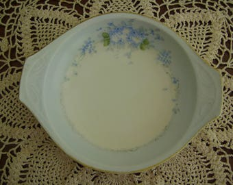 Vintage Meito China Hand Painted Serving/Candy Dish Japan