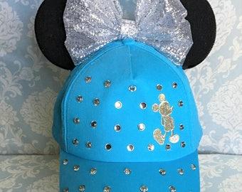 Minnie's Rhinestone  Baseball cap